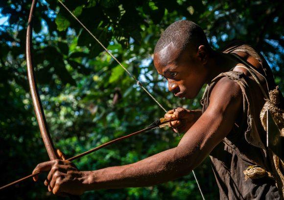 Appui scolaire des enfants pygmées